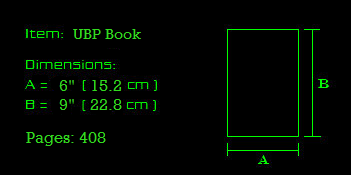 UBP_Book_Green_Dimensions